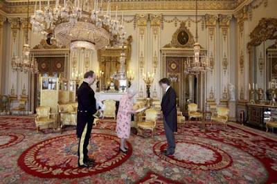 Luxury Architecture Buckingham Palace