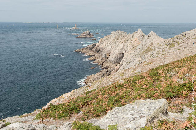 Pointe du Raz visitar paisajes Bretaña bonitos cabos viaje