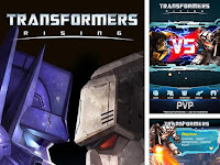 Transformers Forged to Fight Mod Apk v4.0.1 Update Terbaru