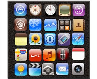 Icon Ipad iphone