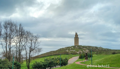 Torre de Hercules - The Tower of Hercules