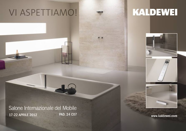 Vasca con comando elettronico kaldewei arredo bagno salone for Planner ikea bagno