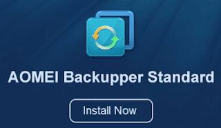 تحميل برنامج AOMEI Backupper لنسخ الملفات الهامة احتياطيا
