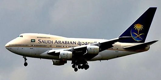 Ibu Lupa Bawa Bayinya, Pesawat Saudi Dipaksa Balik ke Bandara