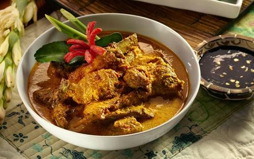 Cara memasak resep masakan gulai kambing empuk dan lezat