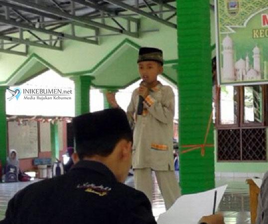 MTQ dan Lomba Dai Cilik Meriahkan Agustusan Kecamatan Sempor