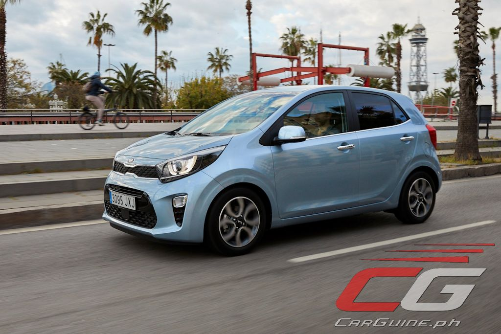 Kia Picanto Philippines 2017 >> Kia Philippines Launches All-New 2018 Picanto (w/ Specs ...