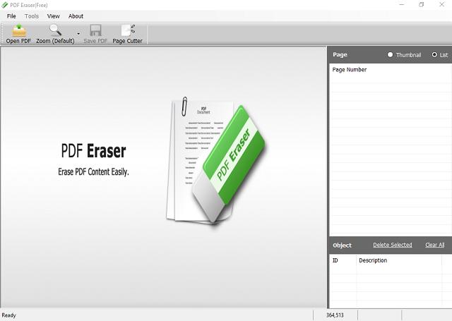 تحميل برامج تصميم ملفات بي دي إف PDF Eraser والتعديل عليها آخر إصدار