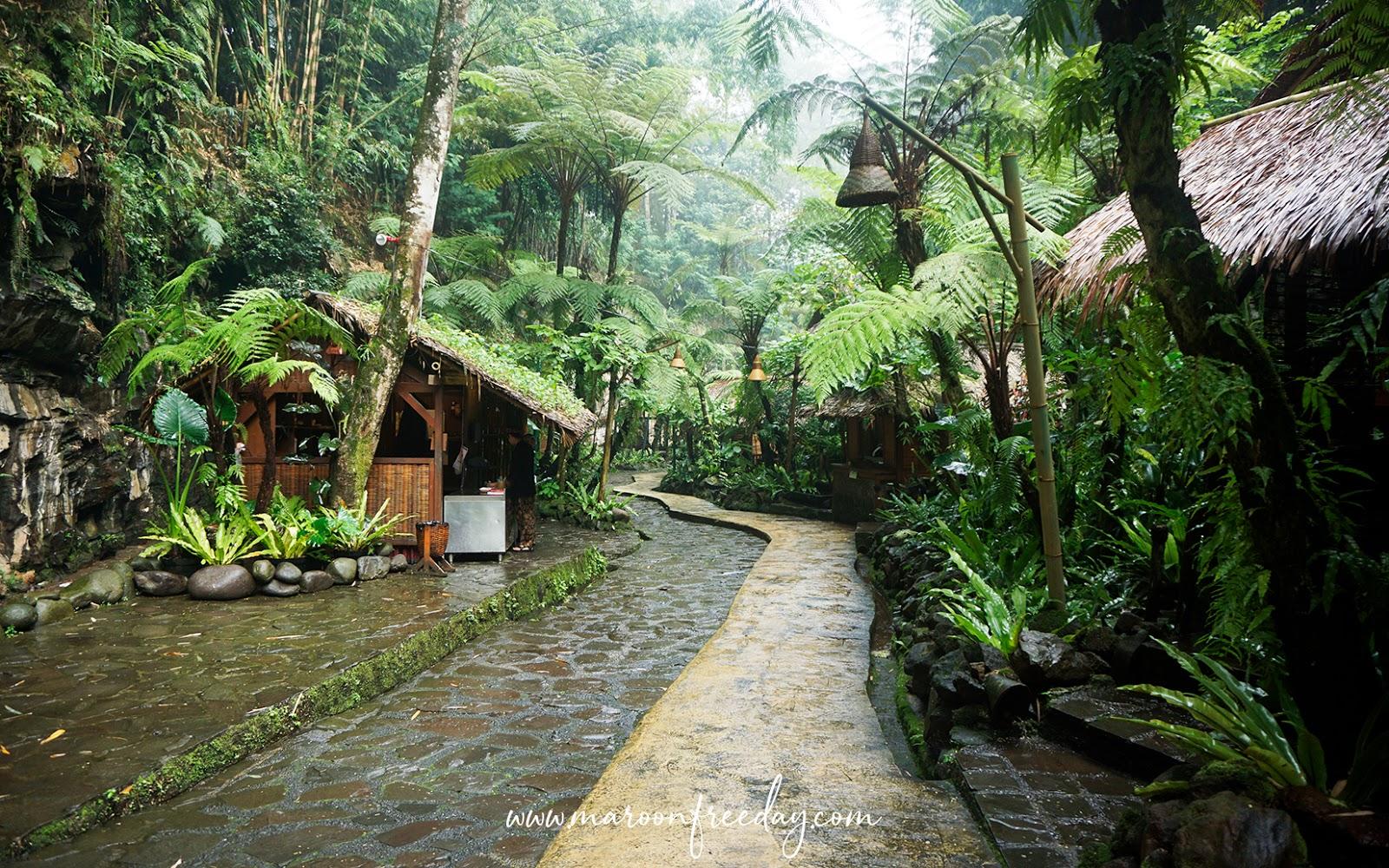 Kampung Daun Lembang Bandung
