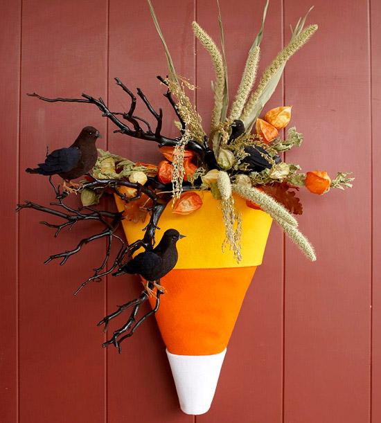 Easy Halloween Decorations Ideas 2011