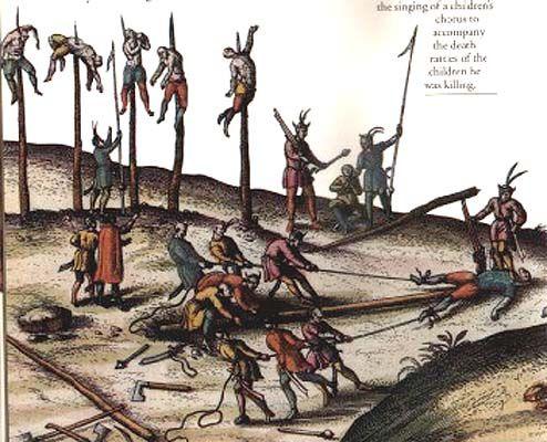Castigo en la época de Vlad Tepes