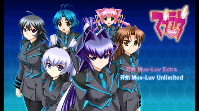 Muv-Luv - Extra and Unlimited [Age]