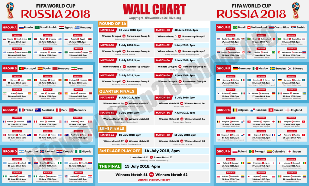It is an image of Versatile Rugby World Cup Schedule Printable