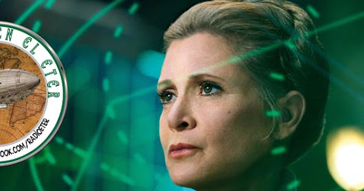 Perdidos En El Eter #227: Carrie Fisher