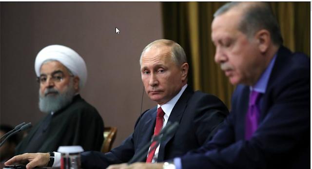 Erdoğan, Putin Ankara'da büyük buluşma