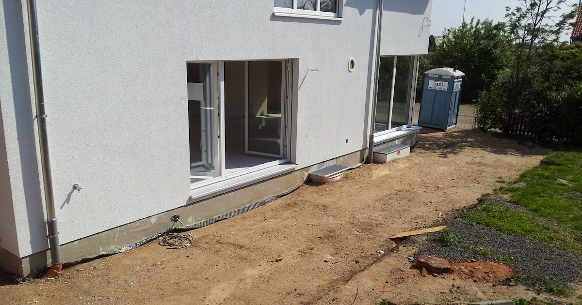 homesweethome terrasse unterbau teil 1. Black Bedroom Furniture Sets. Home Design Ideas