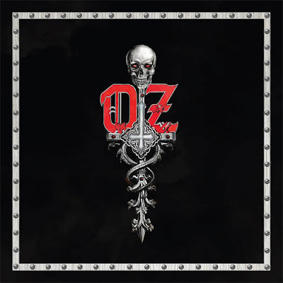"Oz - ""Restless"" (lyric video) from the album ""Transition State"""