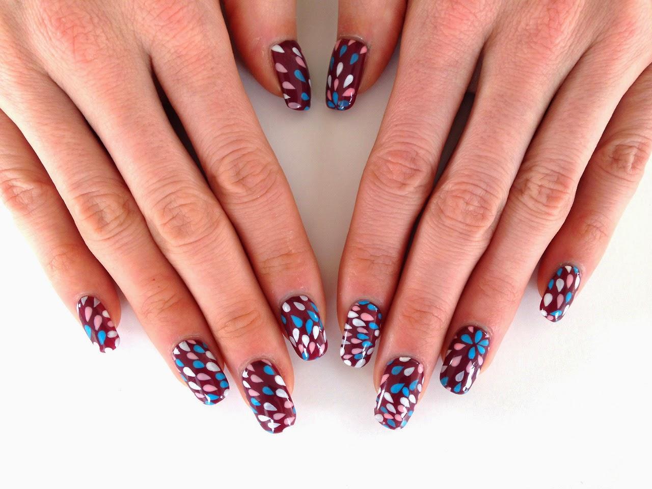 Nails Art: BloggHer : Susi Kenna: Nail Art History In New York