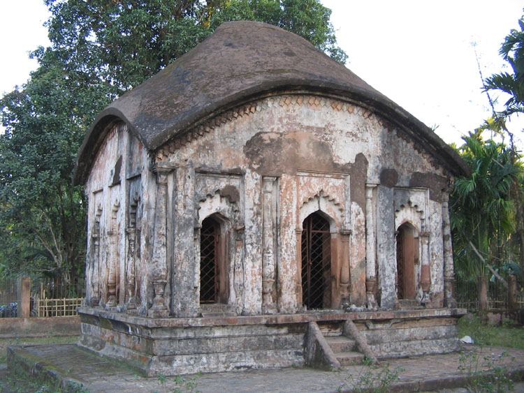 Ancient Indian Architecture: North East Indian Architecture