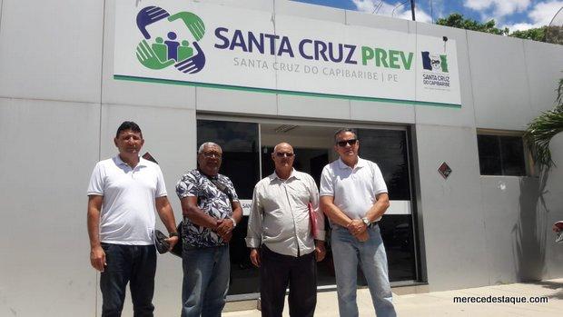 Conselho de Previdência encerra mandato, apresenta conquistas e anuncia nova eleição em Santa Cruz