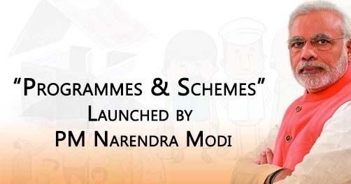 Modi Schemes