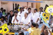 Alludu Singam Movie Stills-thumbnail-4