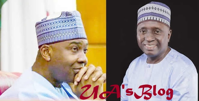 IT'S OFFICIAL: Saraki will not return to senate