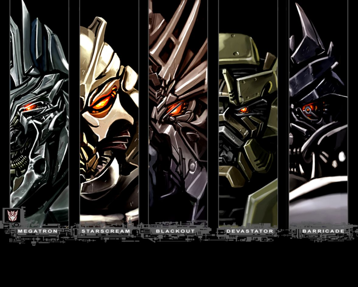 decepticons transformers 3 wallpaper wallpapers quality