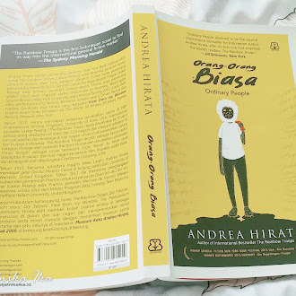 ORDINARY PEOPLE: Cerita Tak Biasa dari Andrea Hirata tentang Orang-Orang Biasa