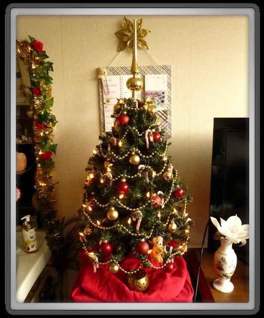 Marjolein Kucmer De kerst versiering in huis