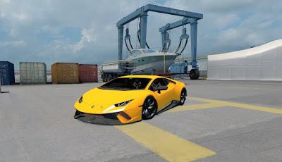 Lamborghini Huracan Mod