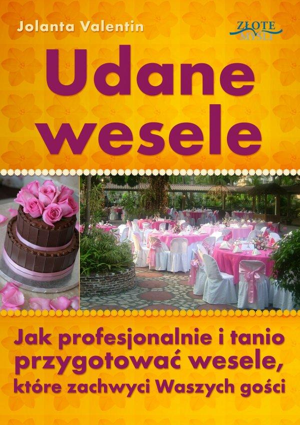 """Jolanta Valentin - """"Udane wesele"""""""