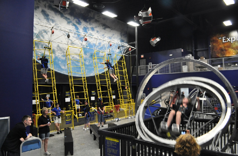 kennedy space center astronaut training experience tour reviews - photo #2