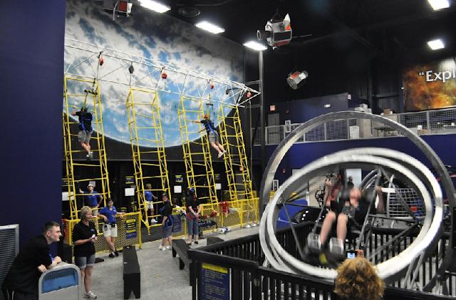 ATX- Astronaut Training Experience na NASA em Orlando