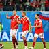 Ρωσία - Αίγυπτος 3-1 (ΤΕΛΙΚΟ)