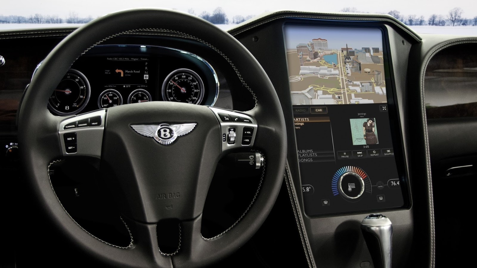 Loosely defined the digital cockpit combines an automobile s digital instrument clusters and infotainment systems into a more unified user experience