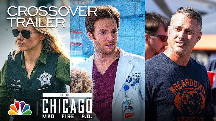 Chicago Crossover Event Trailer - One Chicago