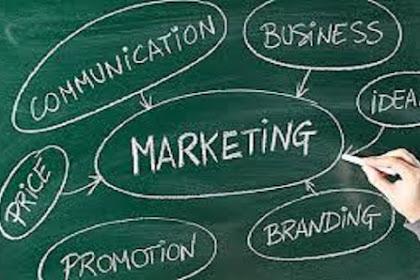 Definisi Sistem dan Konsep Inti Pemasaran