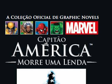 Lançamentos de novembro Coleção Oficial de Graphic Novels Marvel (Salvat / Panini)