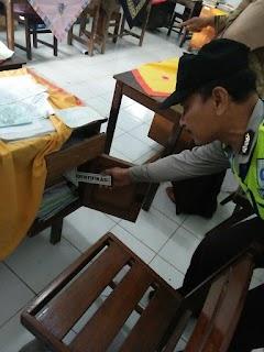 Kantor SD Ngemplak Lor di Bobol Maling