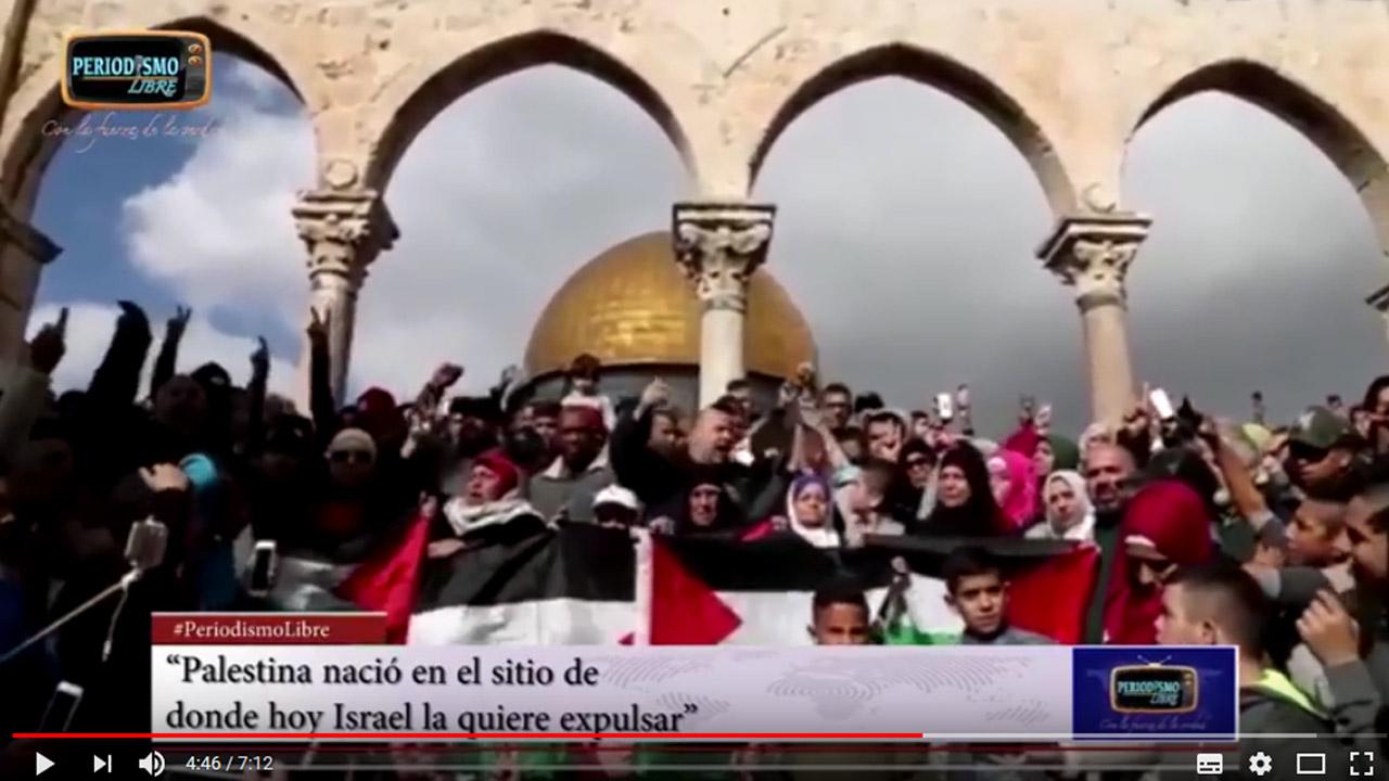 """""""Reconocer el Estado Palestino es un acto de la más elemental justicia"""": Luis Carlos Domínguez"""