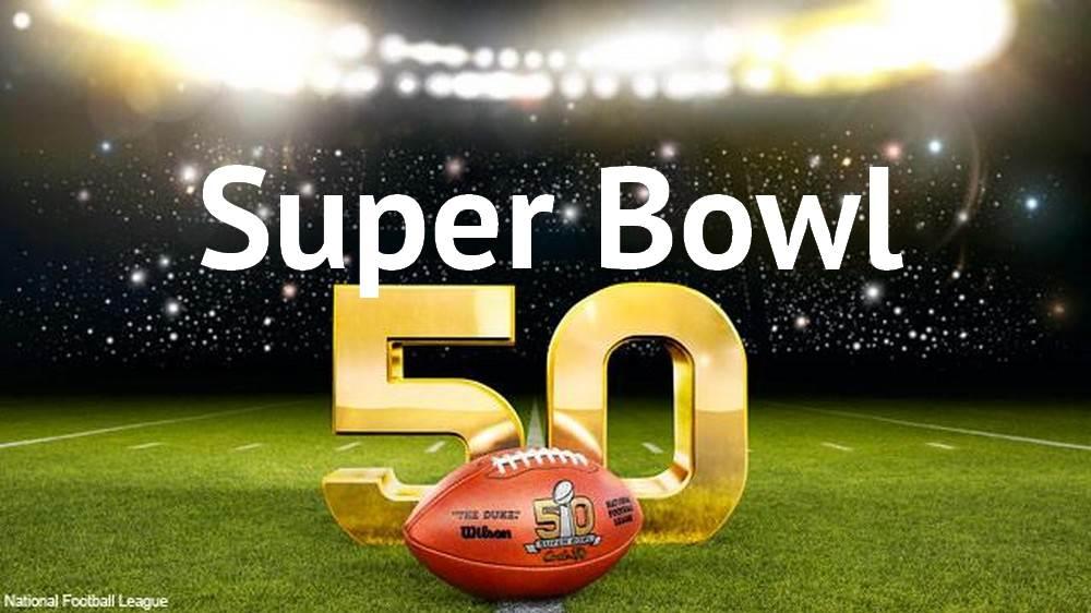 Superbowl 2016