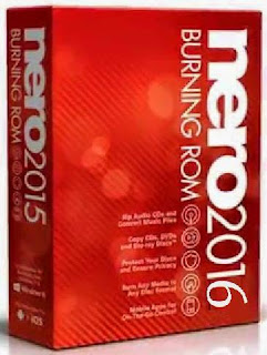 Nero Burning ROM 2016 Free Download