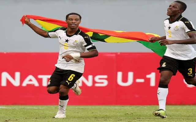 Ghana through to Africa Under-17 Cup of Nations final