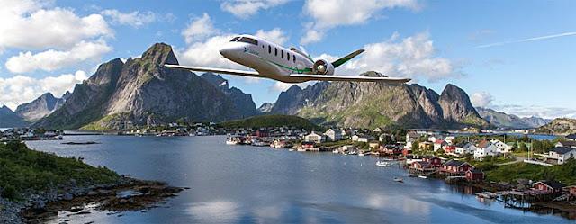 Zunum Aero e-aircraft