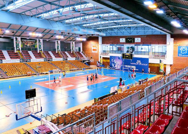Complexe Sportif Léo Lagrange - Volley Ball