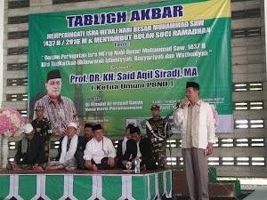 Isra Mi'raj di Masjid Al-Irsyad Kota Baru Parahyangan