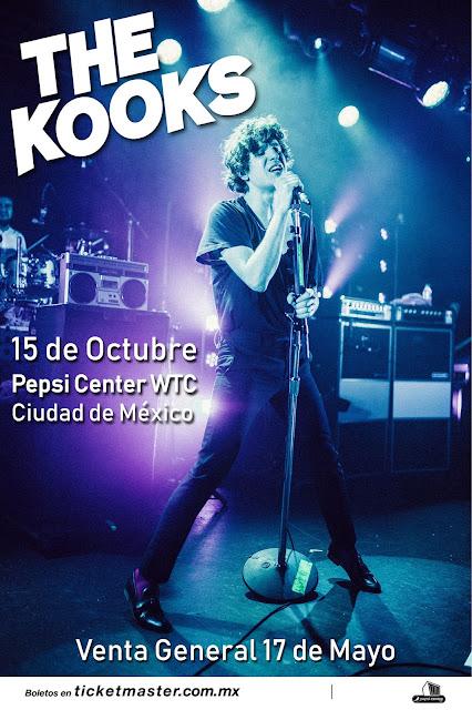 The Kooks en México