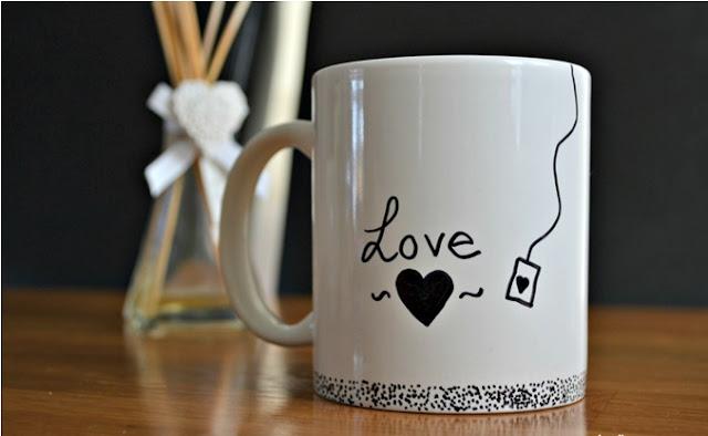 el yapımı tasarım kahve kupası