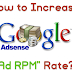 How To Increase RPM in Adsense